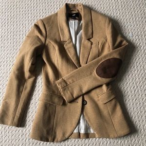 H&M riding blazer